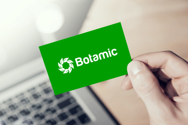 Sample branding #3 for Botamic