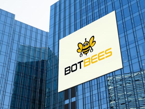 Sample branding #2 for Botbees