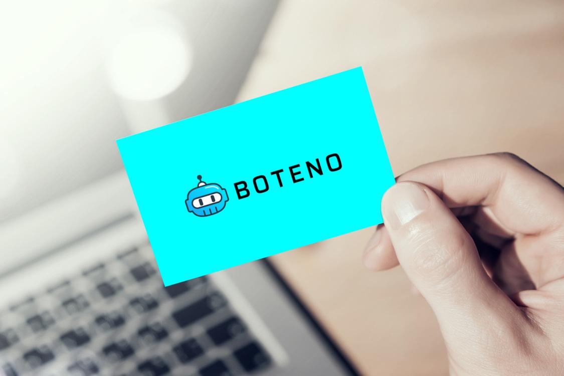 Sample branding #3 for Boteno