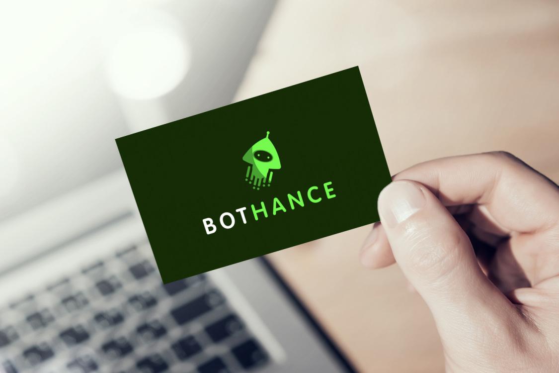 Sample branding #1 for Bothance