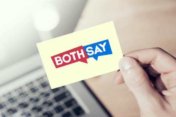 Sample branding #2 for Bothsay