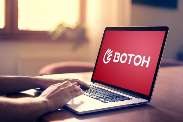 Sample branding #2 for Botoh