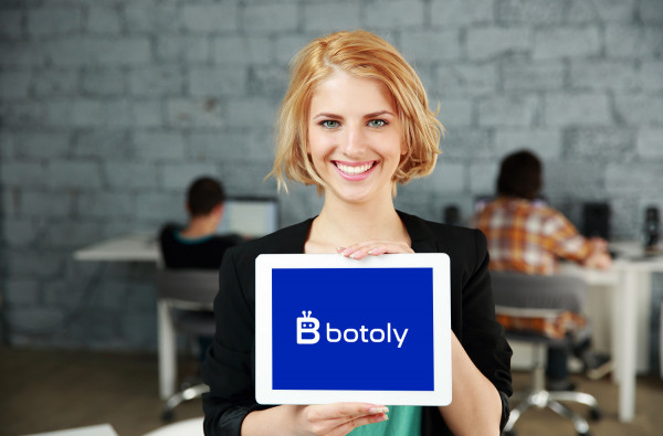 Sample branding #1 for Botoly