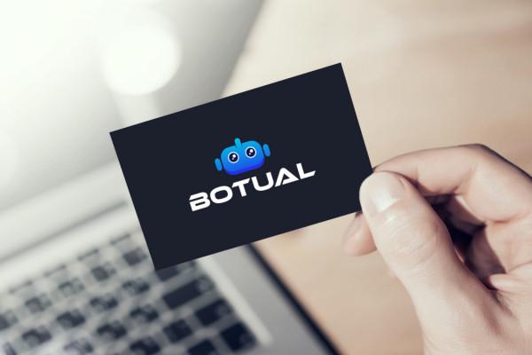 Sample branding #2 for Botual