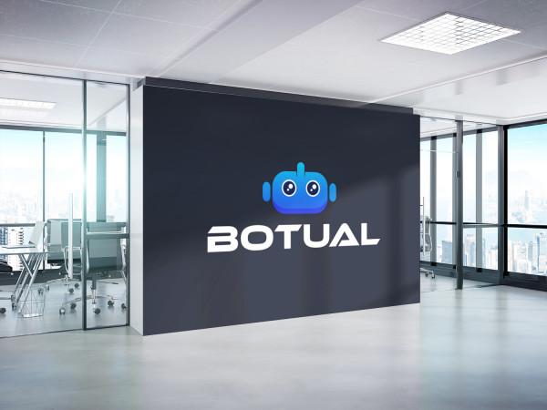 Sample branding #1 for Botual