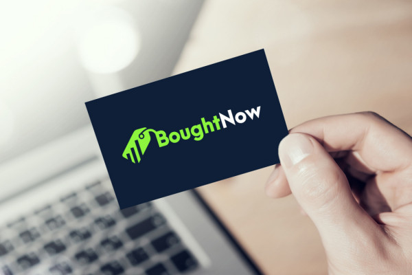 Sample branding #3 for Boughtnow