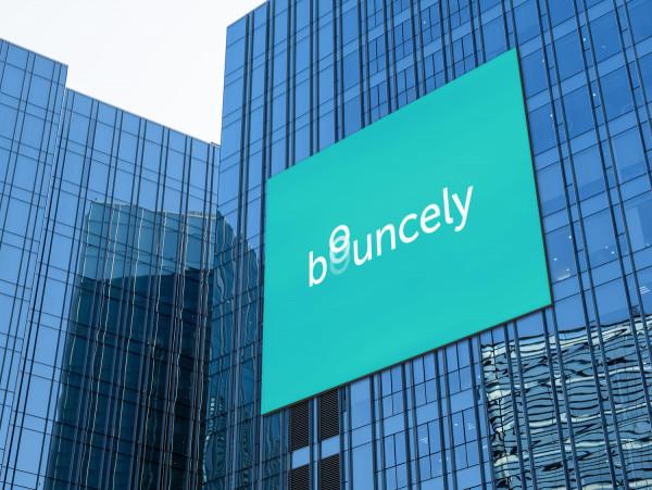 Sample branding #2 for Bouncely