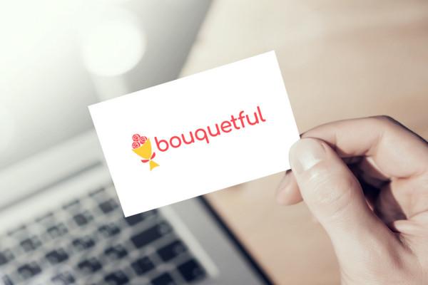 Sample branding #1 for Bouquetful