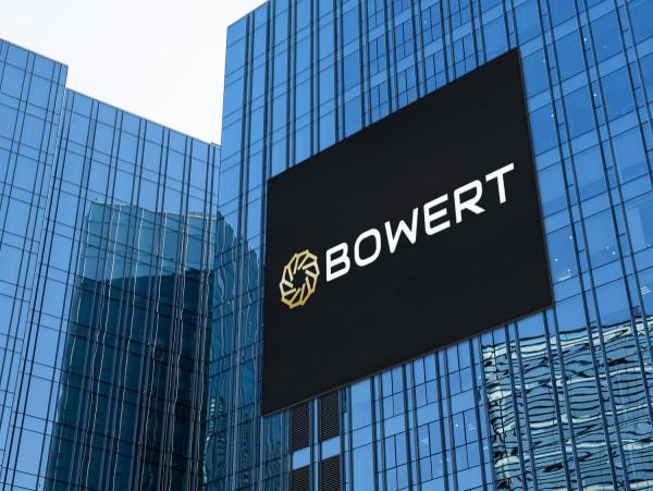 Sample branding #3 for Bowert