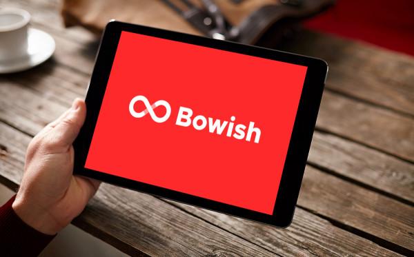 Sample branding #2 for Bowish