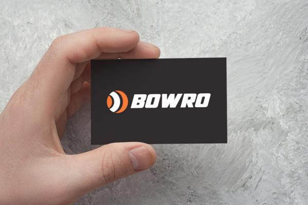 Sample branding #1 for Bowro