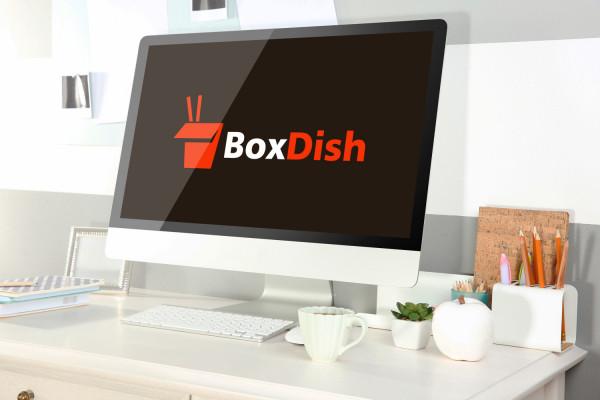 Sample branding #2 for Boxdish