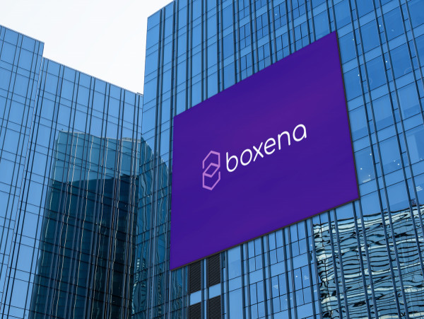 Sample branding #2 for Boxena