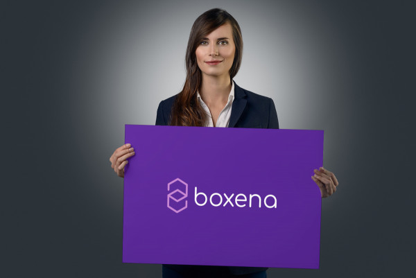 Sample branding #3 for Boxena