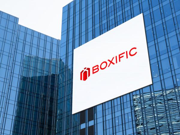 Sample branding #1 for Boxific