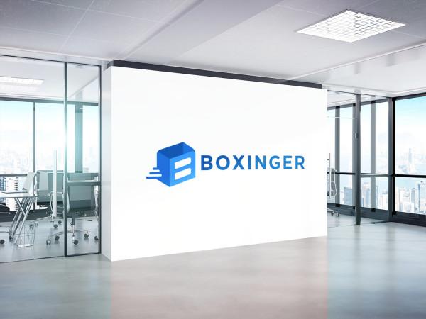 Sample branding #2 for Boxinger