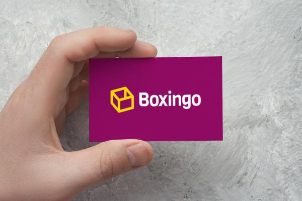 Sample branding #2 for Boxingo