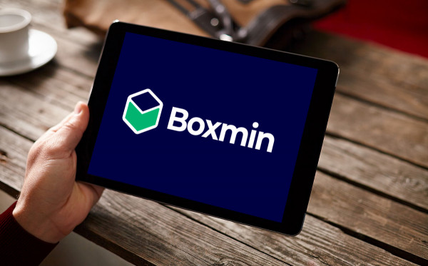 Sample branding #2 for Boxmin