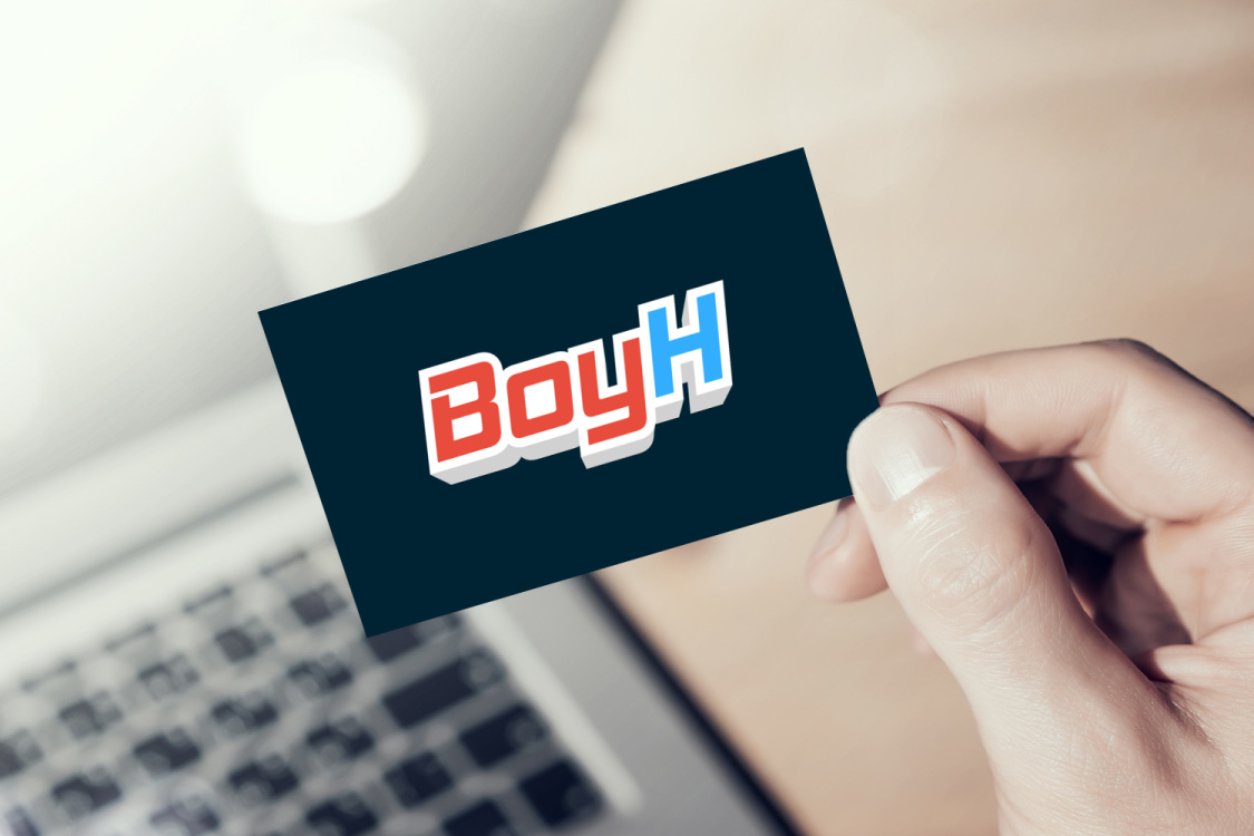 Sample branding #2 for Boyh