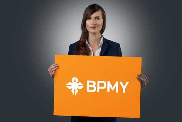 Sample branding #1 for Bpmy