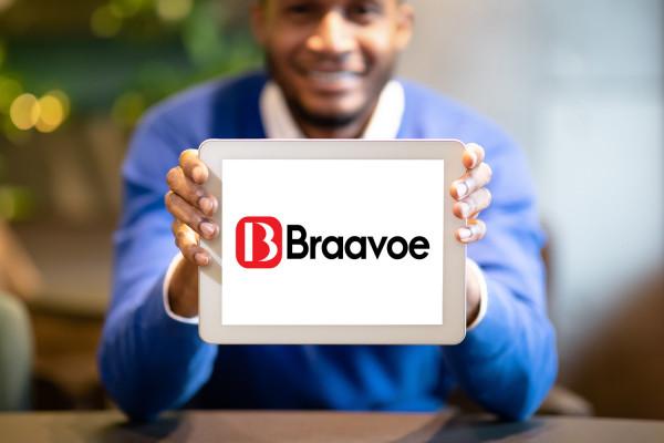 Sample branding #1 for Braavoe
