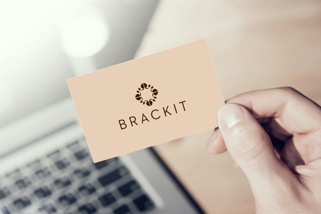 Sample branding #1 for Brackit