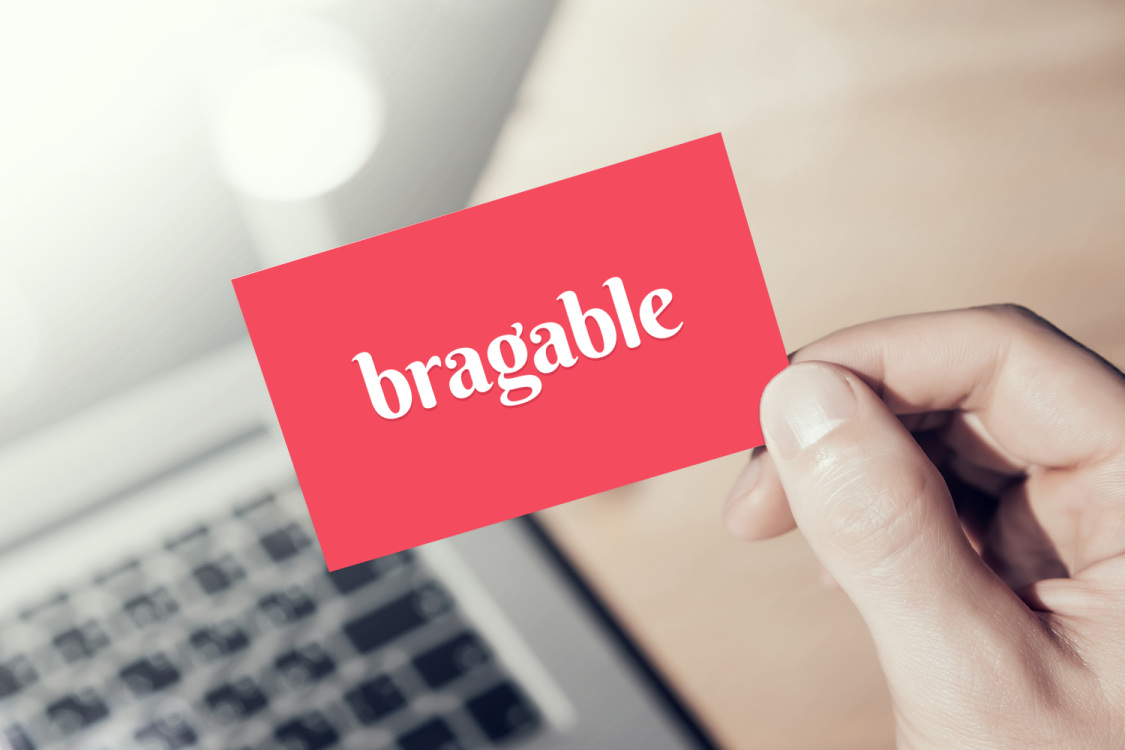 Sample branding #3 for Bragable