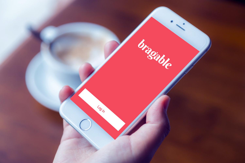Sample branding #1 for Bragable