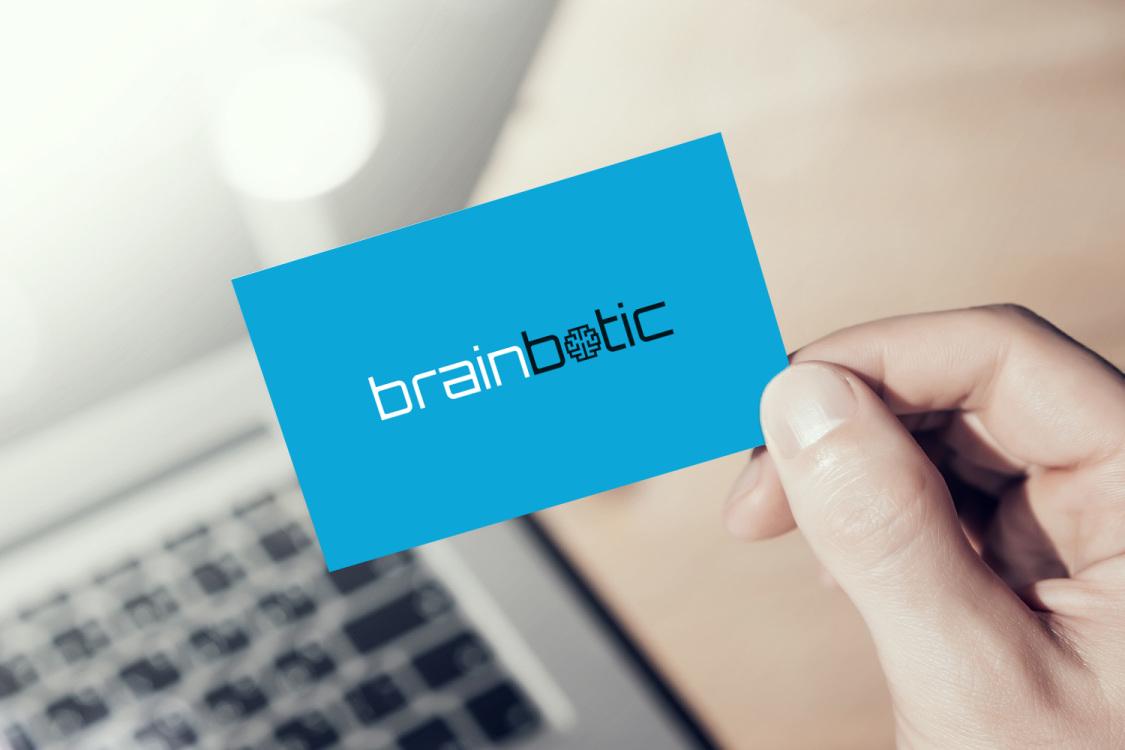 Sample branding #3 for Brainbotic