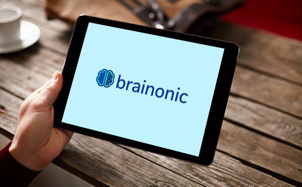 Sample branding #2 for Brainonic