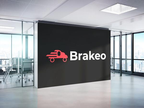 Sample branding #2 for Brakeo