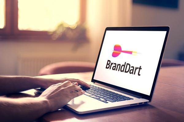 Sample branding #1 for Branddart