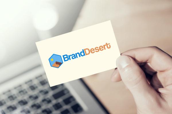 Sample branding #2 for Branddesert