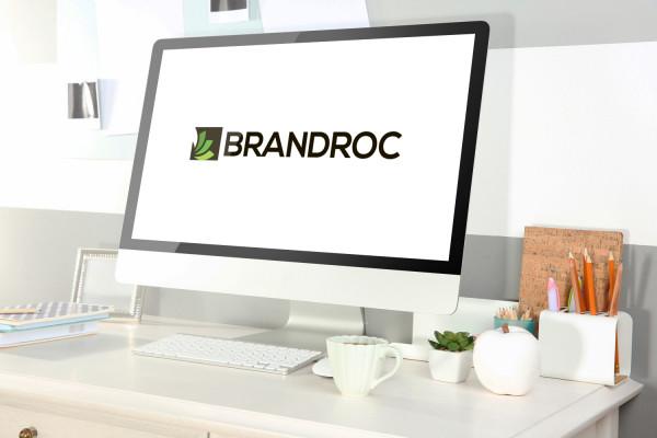 Sample branding #1 for Brandroc