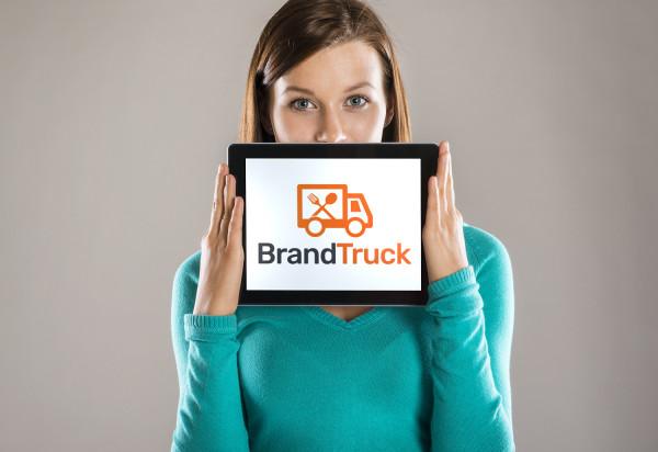 Sample branding #1 for Brandtruck