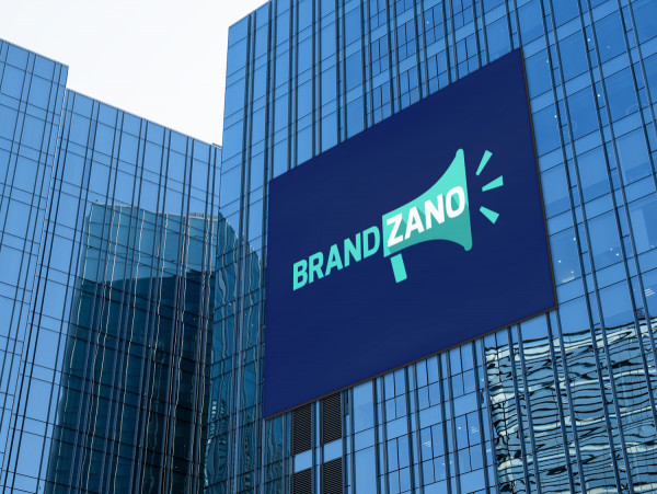 Sample branding #1 for Brandzano