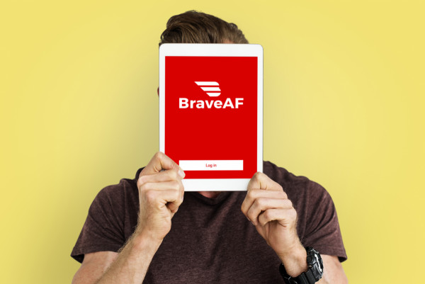 Sample branding #3 for Braveaf