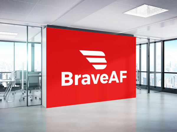 Sample branding #2 for Braveaf