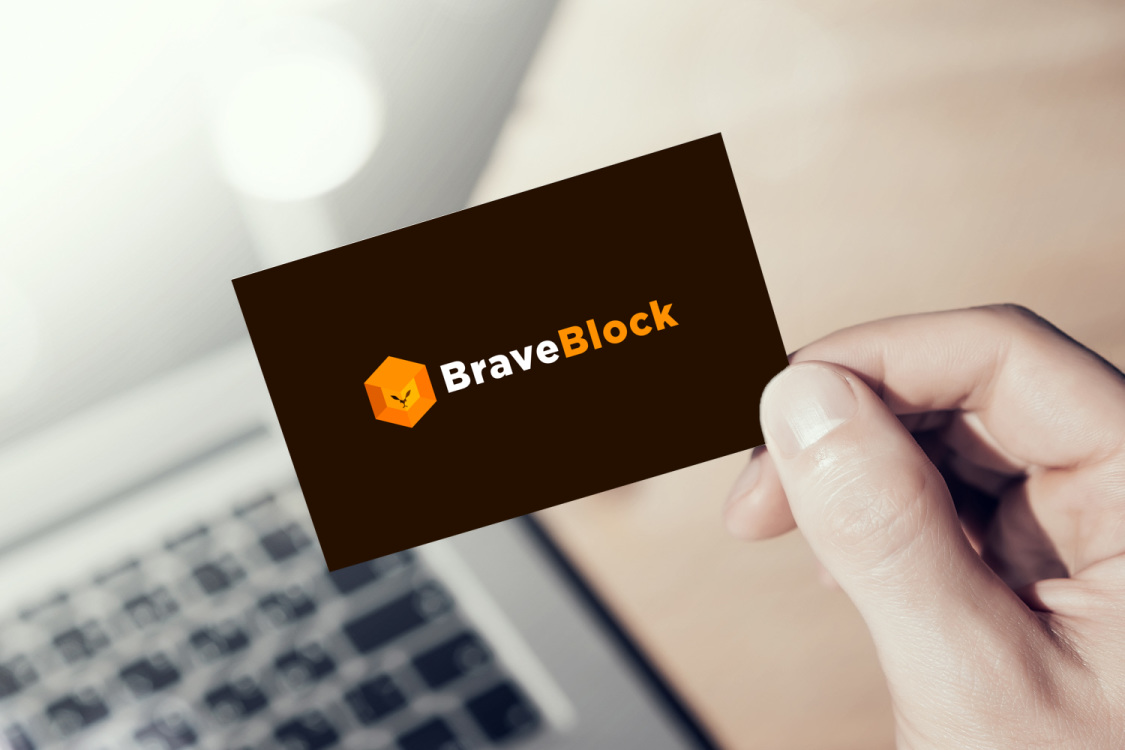 Sample branding #1 for Braveblock