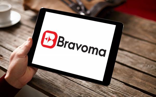 Sample branding #3 for Bravoma