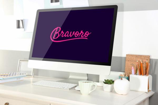 Sample branding #3 for Bravoro