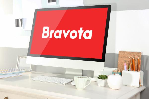 Sample branding #2 for Bravota
