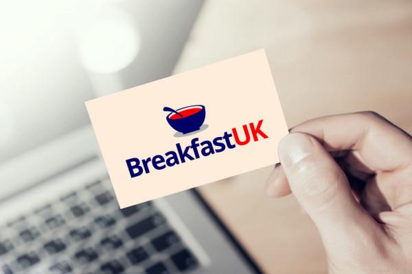 Sample branding #2 for Breakfastuk
