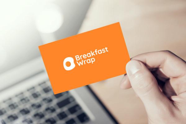 Sample branding #1 for Breakfastwrap