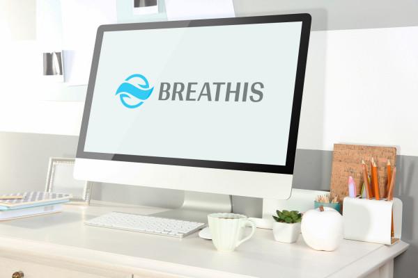 Sample branding #2 for Breathis