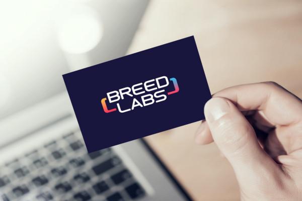 Sample branding #1 for Breedlabs