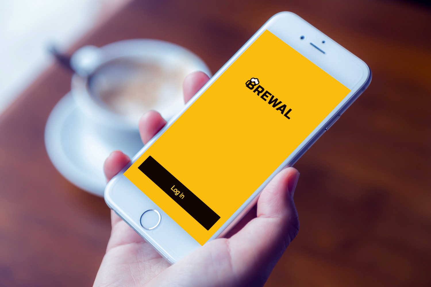 Sample branding #1 for Brewal