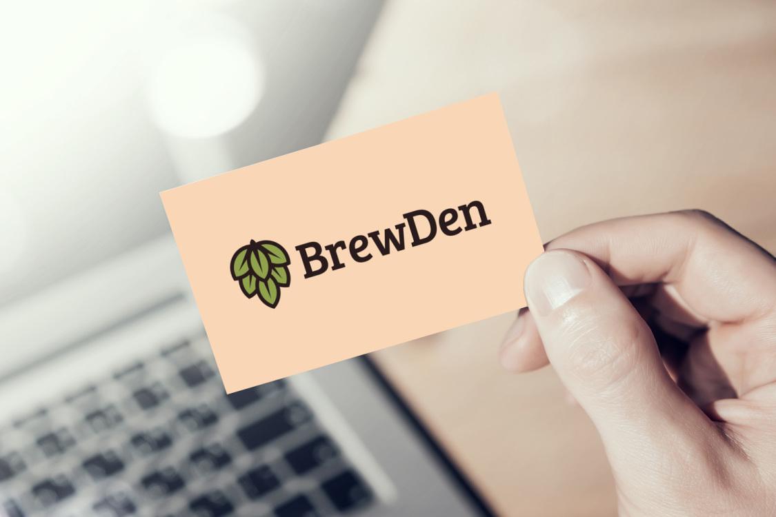 Sample branding #3 for Brewden