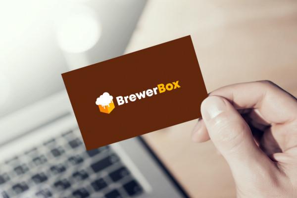 Sample branding #2 for Brewerbox