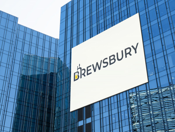 Sample branding #3 for Brewsbury